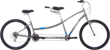 2 Wheel Bike Comfort Tandem