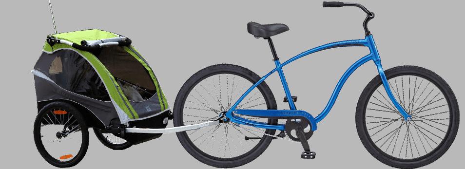 adult bike rental, 2-Wheeled Bike Rental, Bicycle Rental, cruiser bike rental, kids trailer rental, kids attachments bike rental