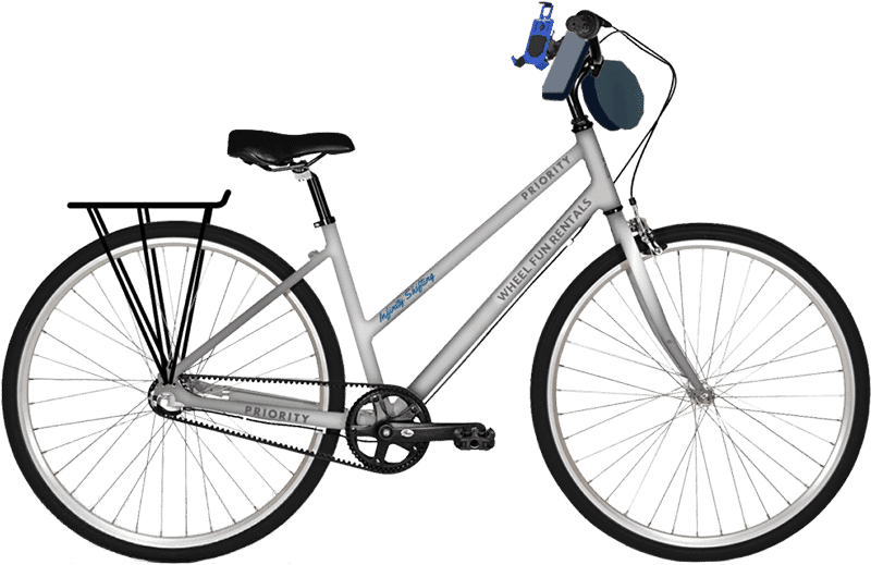bike rental, 2-Wheeled Bike Rental, Bicycle Rental, hybrid bike rental, infinity bike, comfortable bike rental