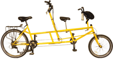 Tandem bike rental, kids bike rental, 2-Wheeled Bike Rental, Bicycle Rental