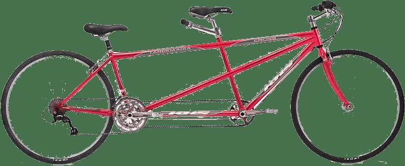 tandem bike rental, bike rental, 2-Wheeled Bike Rental, Bicycle Rental