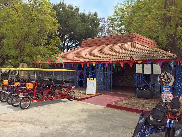 Bike rentals watercraft rentals in irwindale california for Santa fe dam fishing