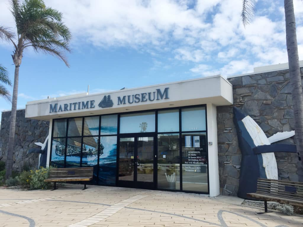 Ventura County Maritime Museum Bike Tour