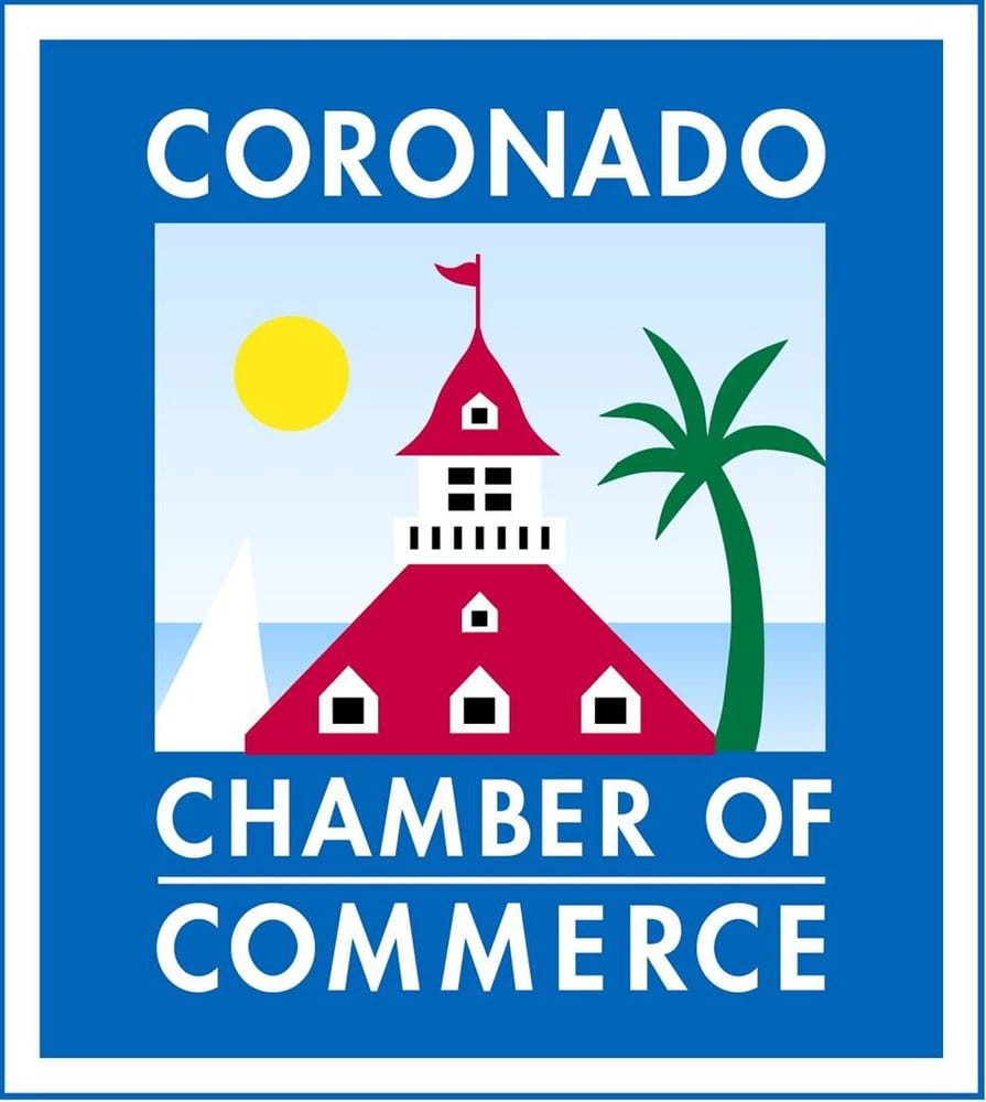 CA San Diego Coronado Chamber of Commerce Logo