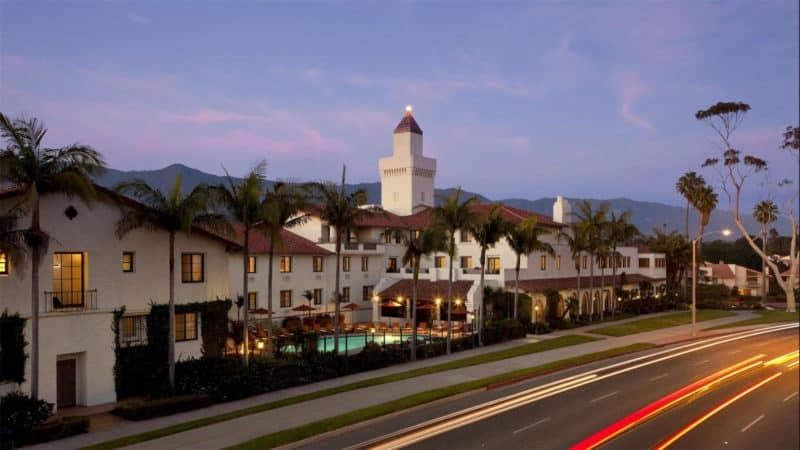 Hyatt Santa Barbara Bicycle Rentals