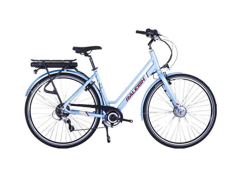 Electric bikes now at Santa Barbara's Mason ST