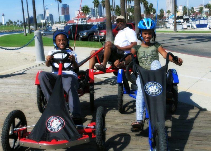 specialty bike rentals in Long Beach, CA