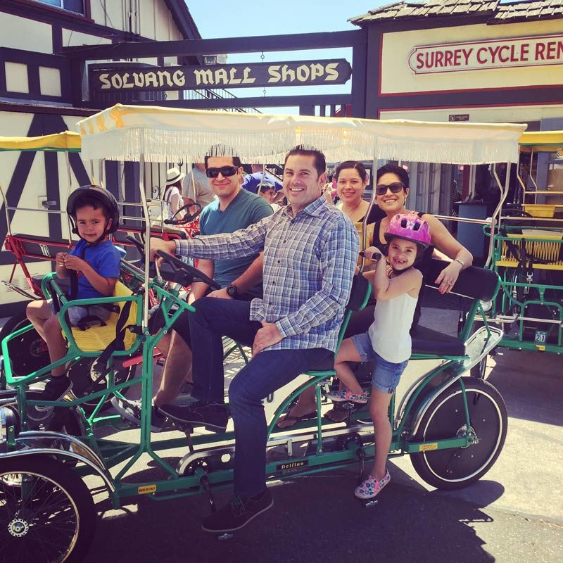 Bike Rentals Amp Bike Tours In Solvang California Wheel