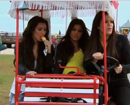 Bike rental Kardashians Santa Barbara