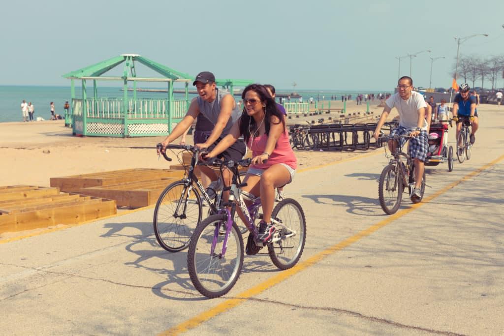 Bike Rentals Amp Bike Tours In Chicago Illinois Wheel Fun