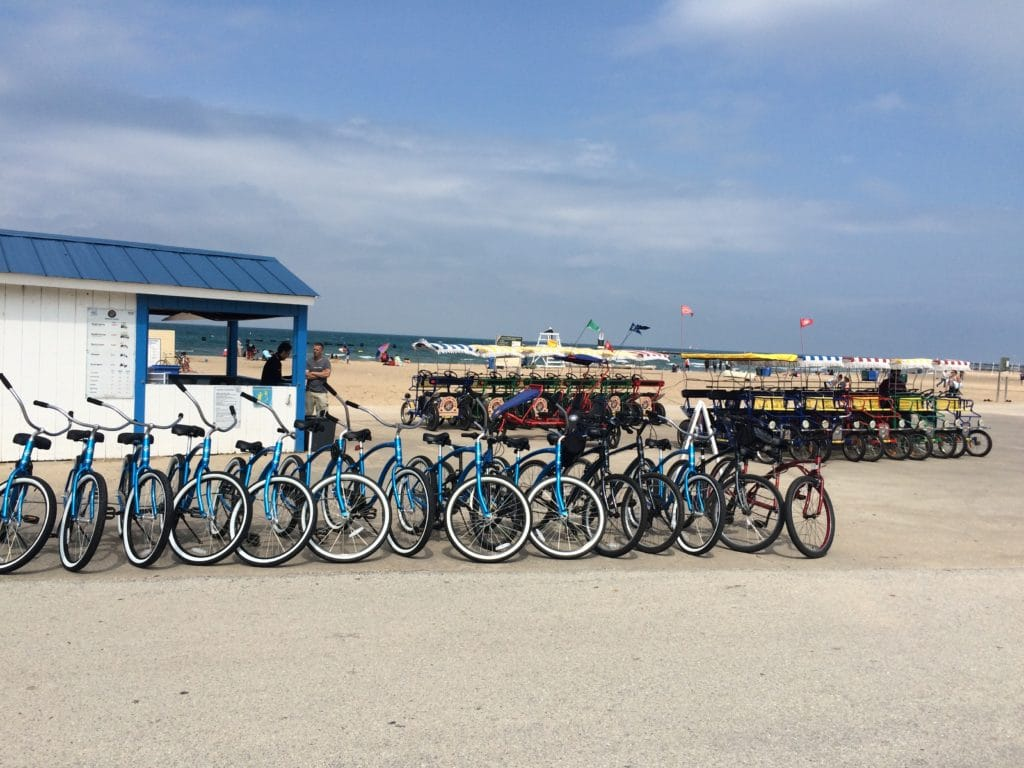 Bike Rentals  Bike Tours In Chicago Illinois Wheel Fun Rentals - Chicago map north avenue beach
