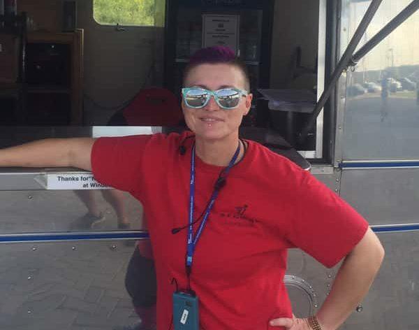 Wheel Fun Rentals Manager, Rhiannon