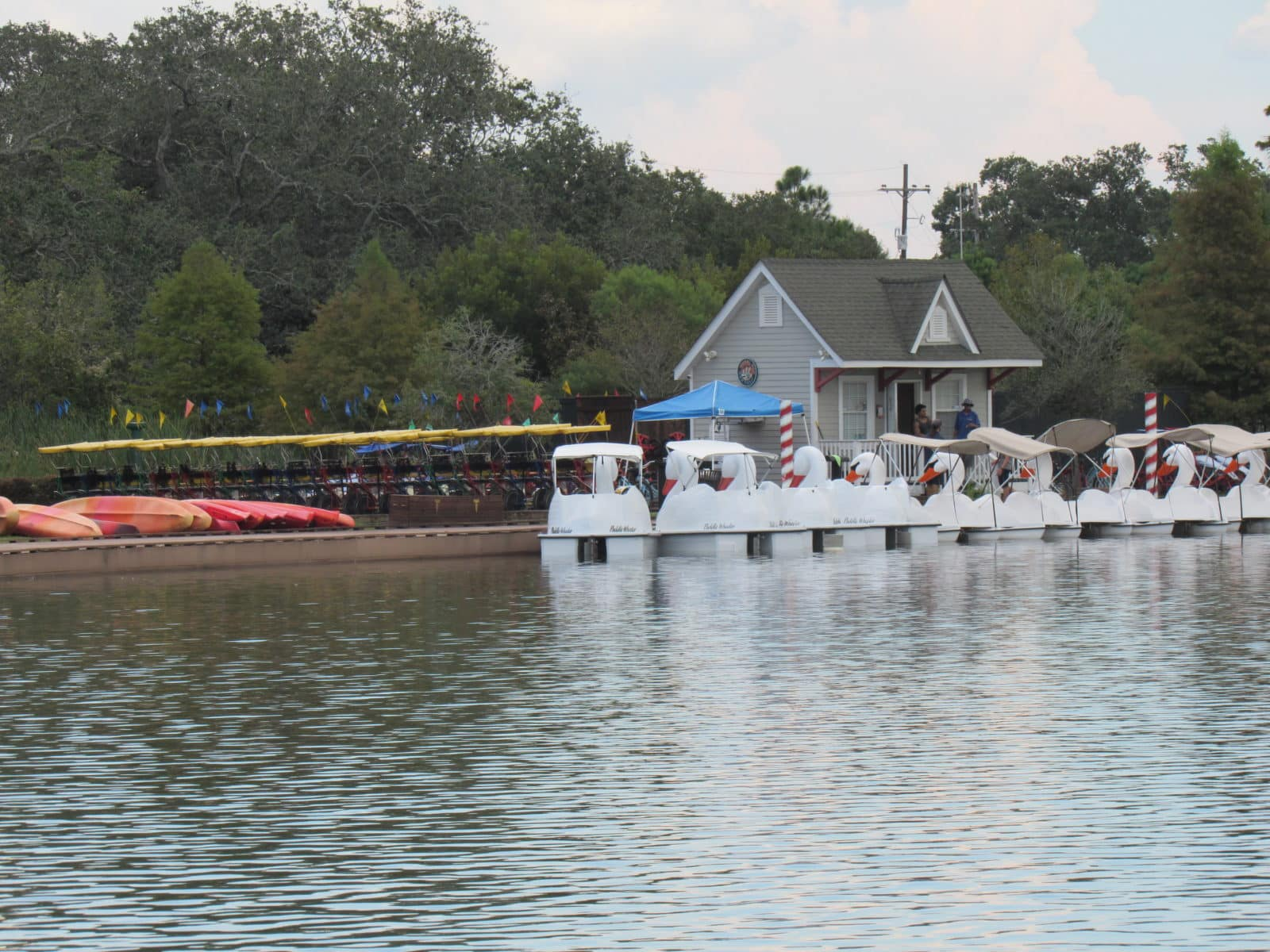 Bike and Boat rentals in New Orleans, LA