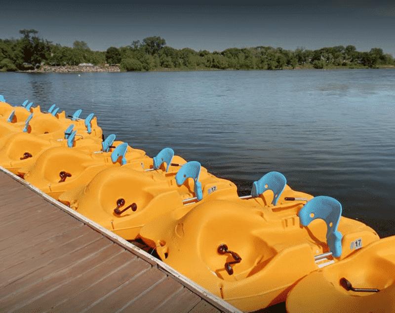 Rent Pedal Boats, Kayaks, Watercraft