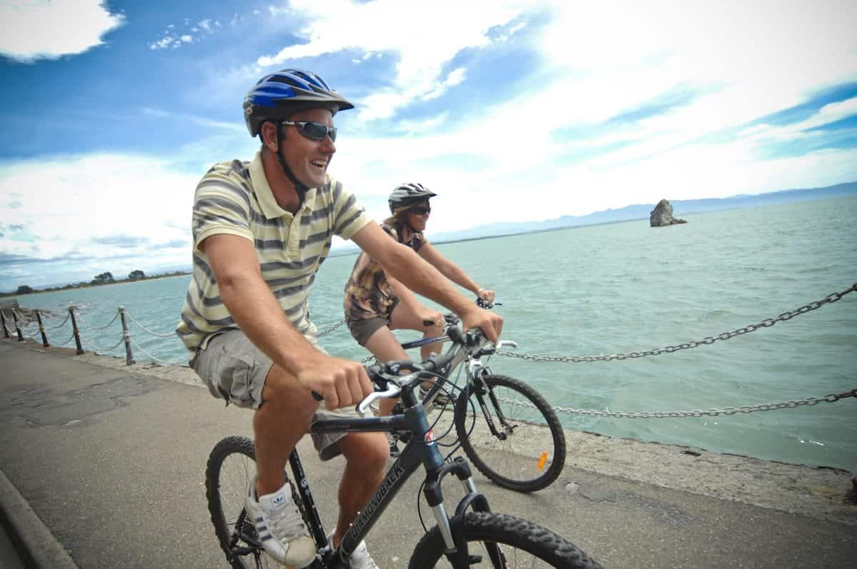 Carolina Beach Self Guided Bike Tour