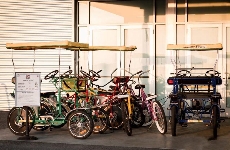 Rent bikes in Brooklyn