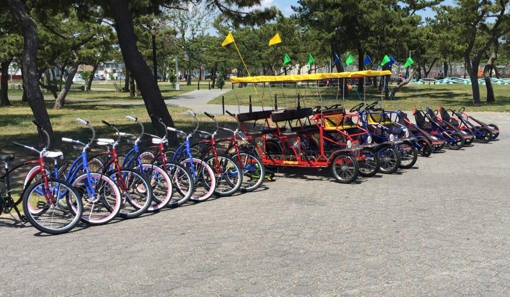 Bike Rentals Beach Rentals Bike Tours In Staten Island New York
