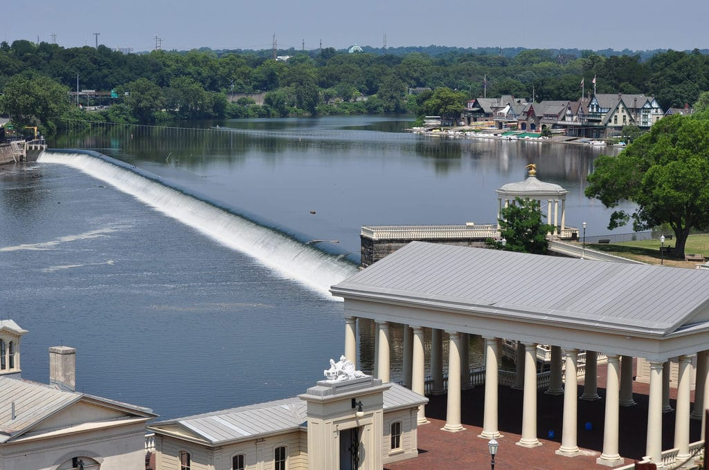 Philadelphia Fairmont Water Works