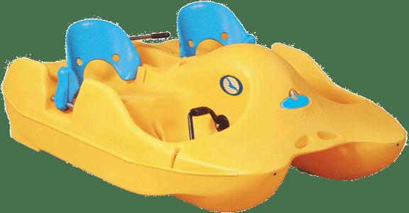 Pedal Boat Rental