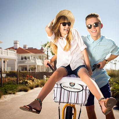 Hotel Del Bike Rentals Bike Tours