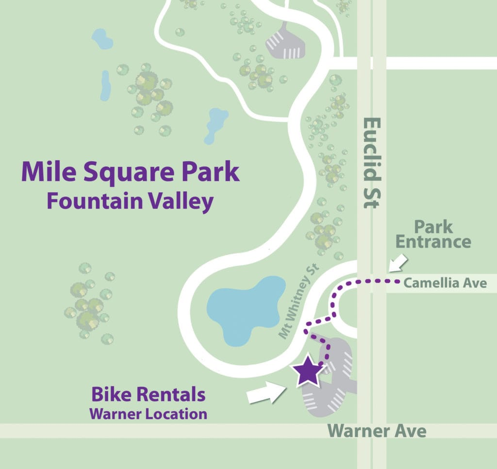 Bike Rentals in Fountain Valley California Wheel Fun Rentals