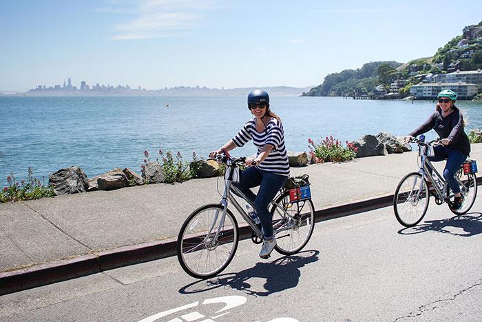 Wheel Fun Rentals San Francisco Bike Tour