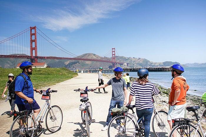 Bike Ride San Francisco