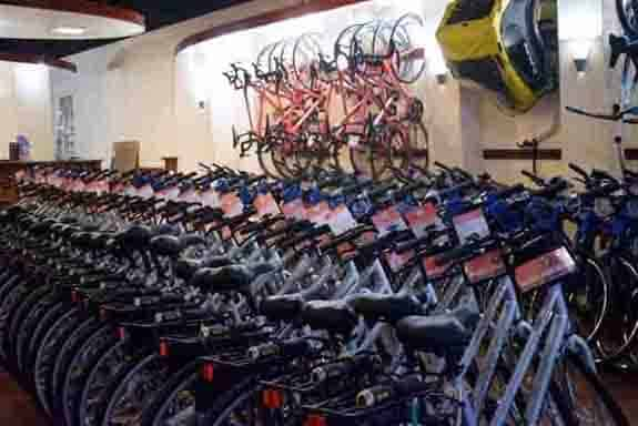 Bike Rentals & Tours in San Francisco's Fisherman's Wharf