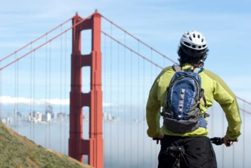 Learn more about San Francisco bike rentals by Wheel Fun Rentals