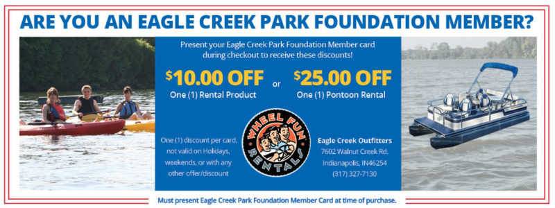 Rentals at Eagle Creek Outfitters | Indianapolis, Indiana