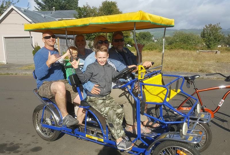 Surrey bicycle rentals