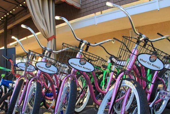 Bike Rentals & Bike Tours in San Diego, California | Wheel Fun Rentals