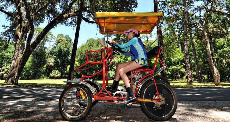 Surrey bike rental