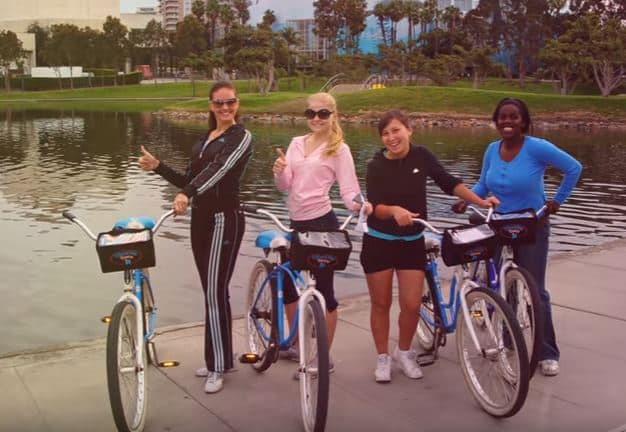 Bike Tours at Long Beach's Shoreline Village