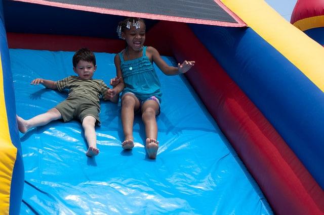 Richfield Veterans Memorial Park Super Slide