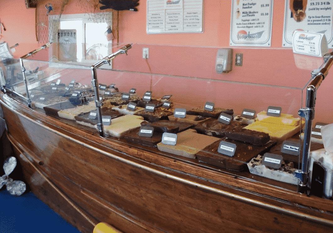 Visit the Fudgeboat