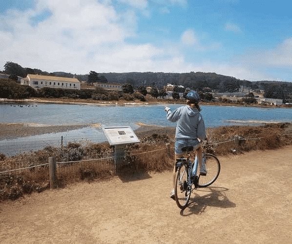 San Francisco Bike Rentals and Bike the Bridge Bike Tour
