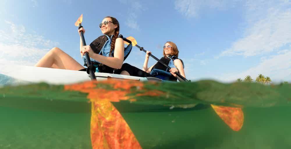 Kayak rentals in Minneapolis, MN.