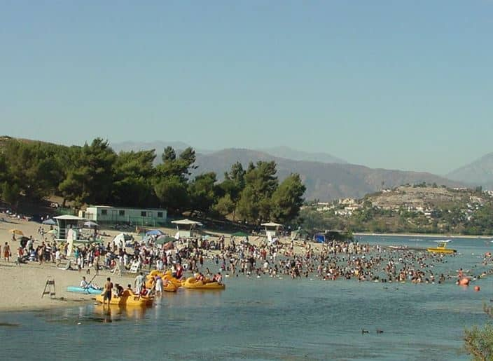 Boat Rentals in San Dimas Frank G. Bonelli Park