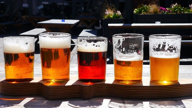 Beers and bars to try while biking with Wheel Fun Rentals in Bend, OR