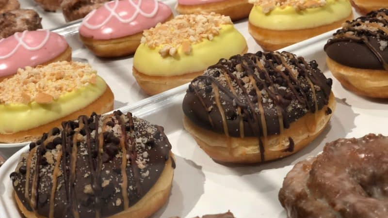 Ghirardelli Krispy Kreme Donuts in San Francisco, CA