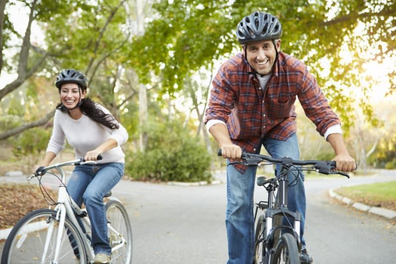 Rent bikes from Wheel Fun Rentals in NOLA's City Park