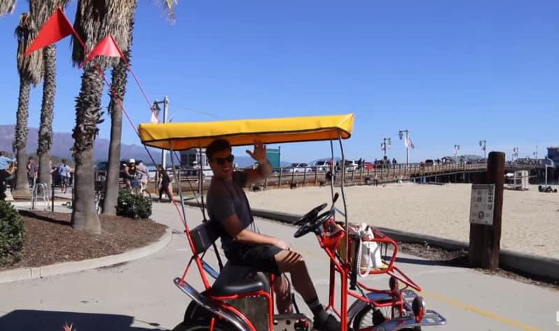 Wheel Fun Rentals in Santa Barbara, CA